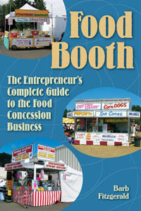 Start a food stand food booth food cart or food concession business - Food booth ideas ...