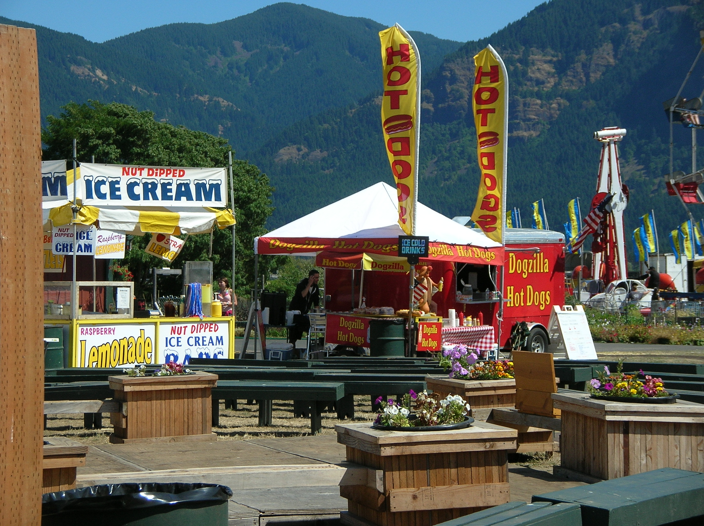 food ... & Fair Food Food Carts and the Food Concession Business | Finally ...