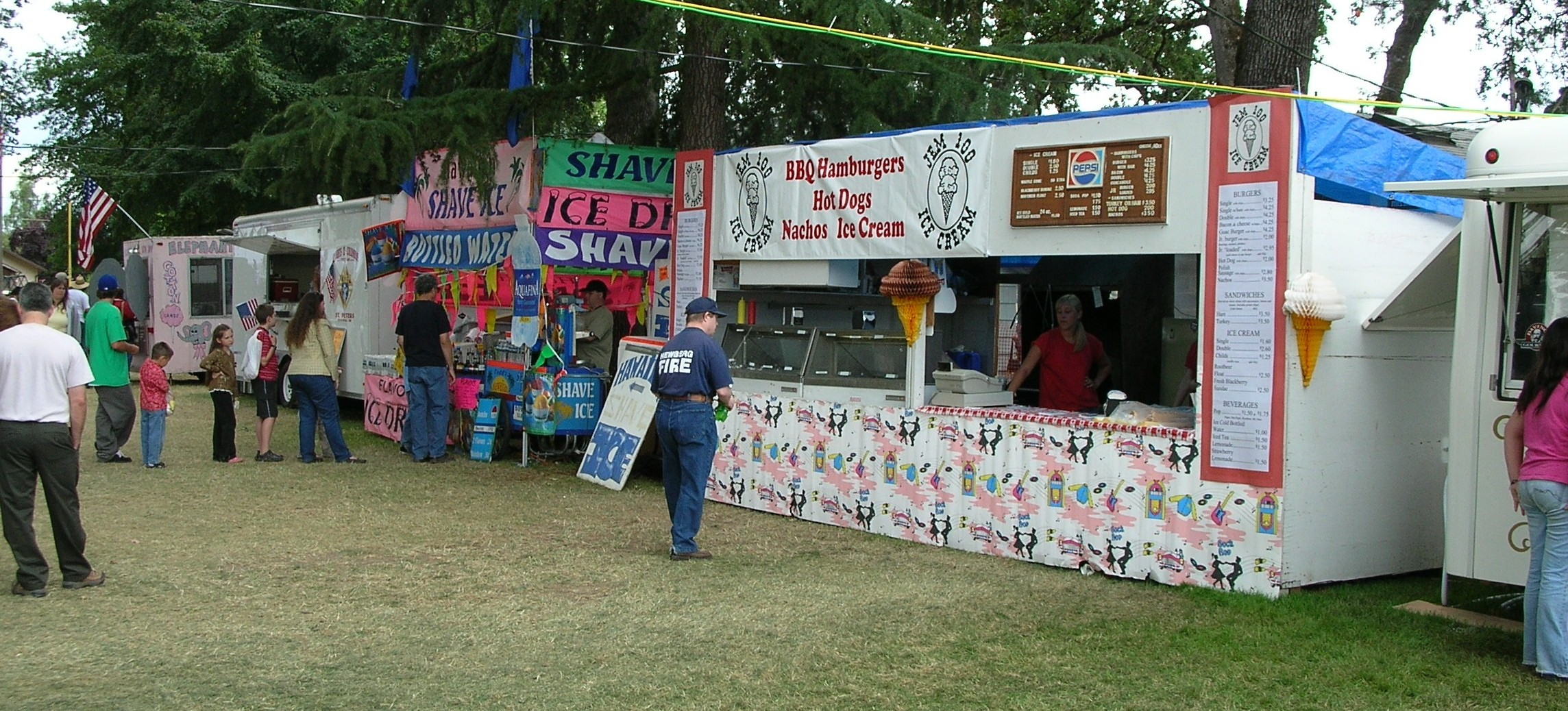 Booths2 73006 Fair Food Food Carts And The Food
