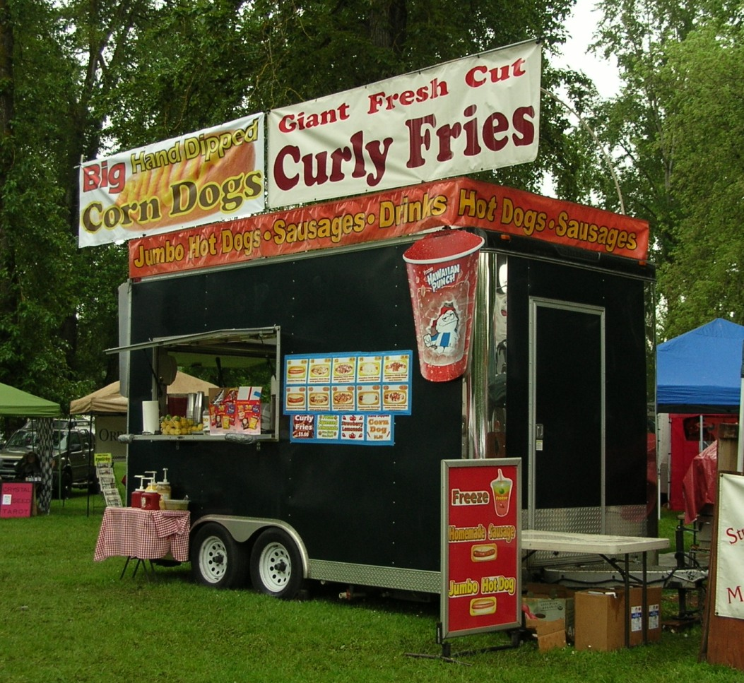 food concession trailer